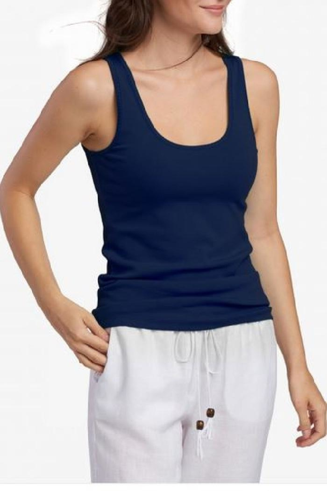 Hatley Ribbed Tank Tops - Main Image
