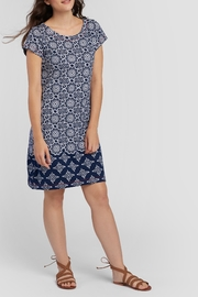 Hatley Shift Printed Dress - Front cropped