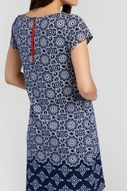 Hatley Shift Printed Dress - Front full body