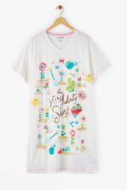Hatley Very Dirty Sleepshirt - Product Mini Image