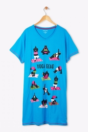 Hatley Yoga Bear Sleepshirt - Product Mini Image
