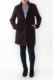 Scotch and Soda Hattie Wool Jacket - Product Mini Image
