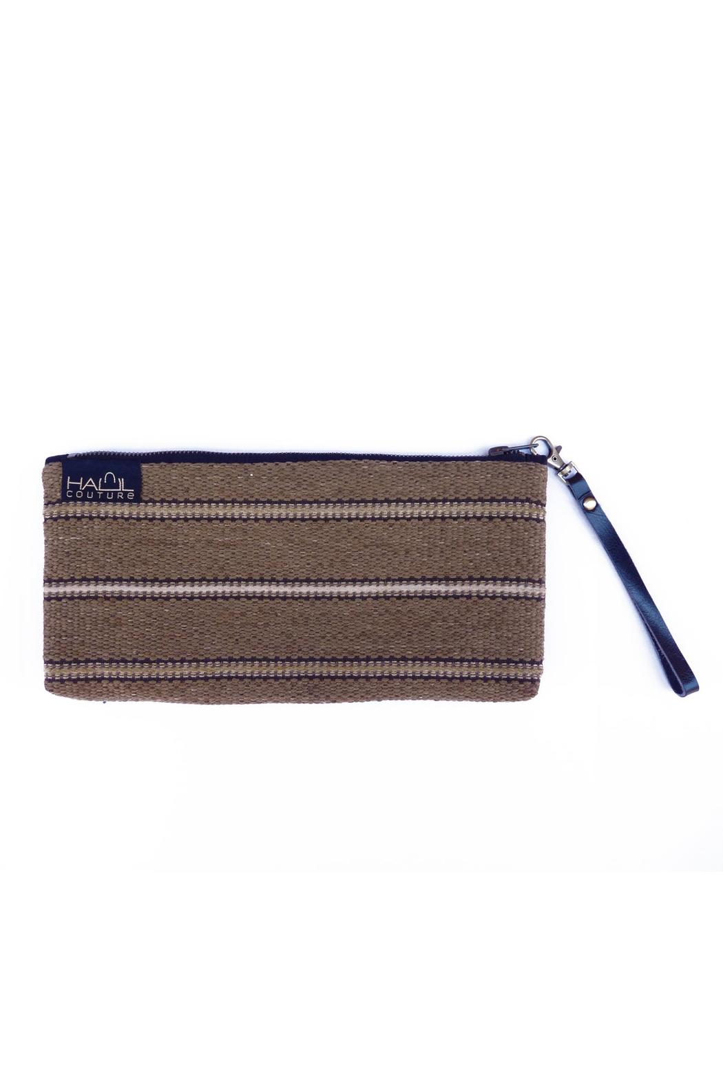 Haul Couture Wriley Clutch From Texas By Personalize It