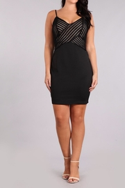 Haute Apparel Plussize Bodycon Dress - Product Mini Image