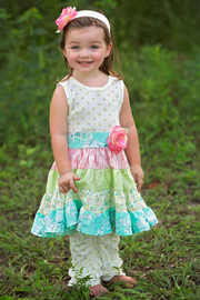 Haute Baby Blossom Dress - Product Mini Image