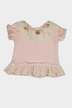 Shoptiques Product: Sweet Pea Ruffle-Top