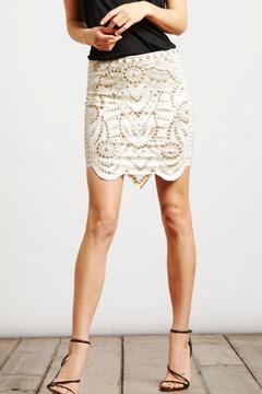 Haute Hippie Embellished Pencil Skirt - Product List Image