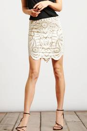Haute Hippie Embellished Pencil Skirt - Product Mini Image