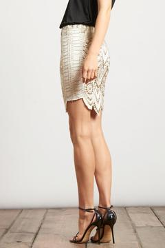 Haute Hippie Embellished Pencil Skirt - Alternate List Image