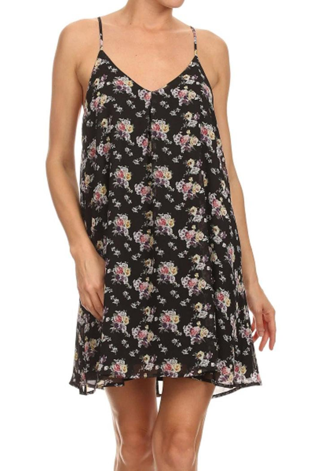 ac01c529bd8 Haute Monde Floral Print Dress from Orange County by Maple Boutique ...
