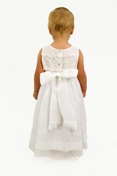 haute paré Flower Girl Dress - Alternate List Image