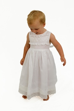 haute paré Flower Girl Dress - Product List Image