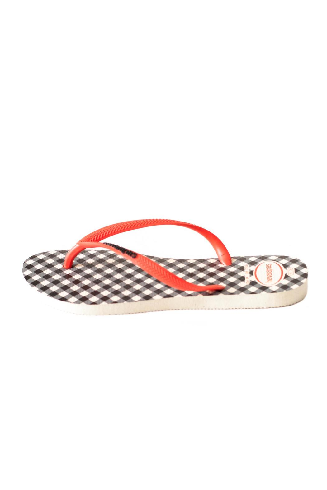 3924a690fcdb33 Havaianas Checkered Sandal from Philadelphia by May 23 — Shoptiques