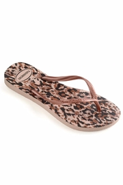 Havaianas Havaiana's Rose Gold - Front full body