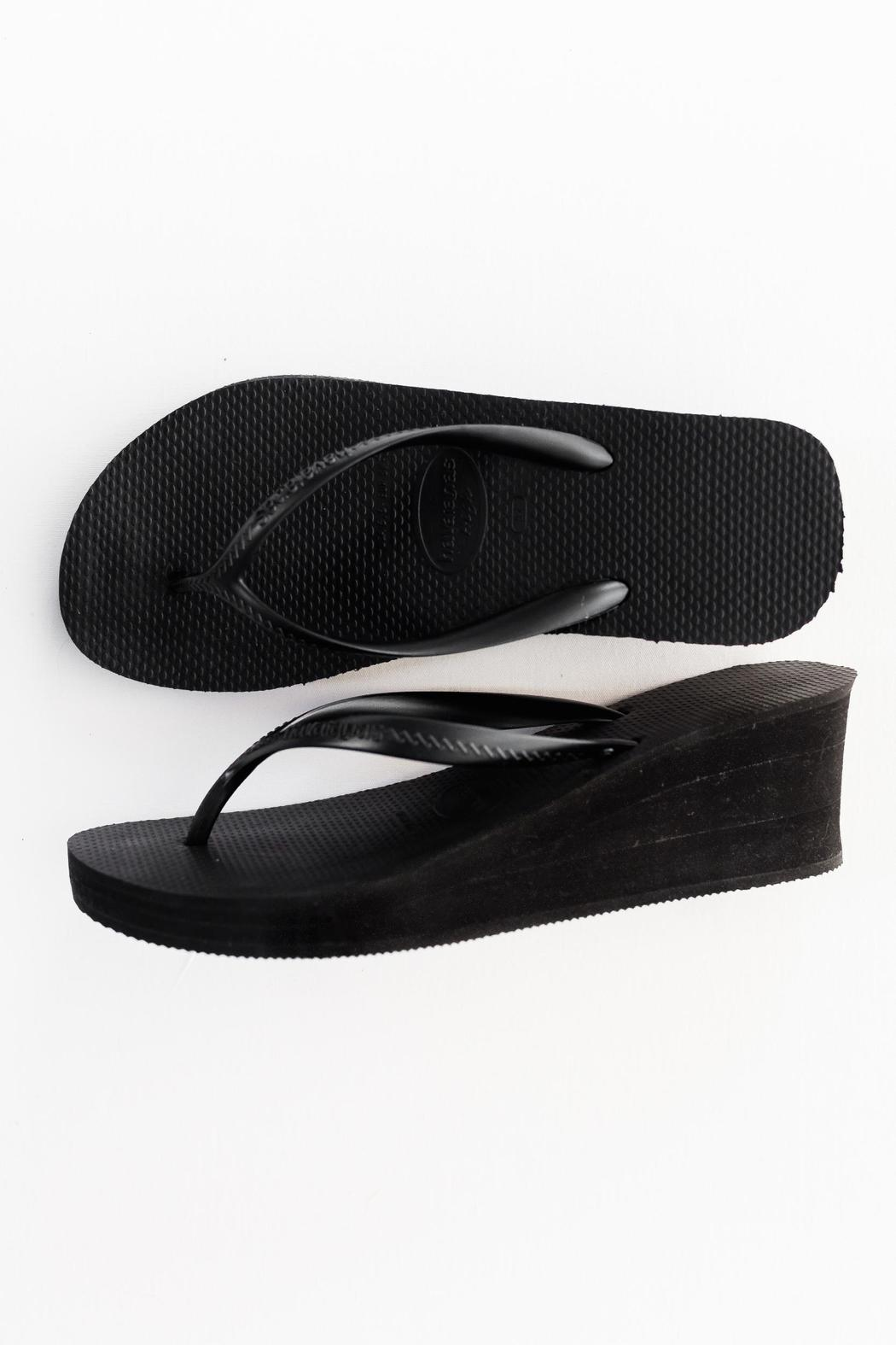 Havaianas High Fashion Wedge - Side Cropped Image