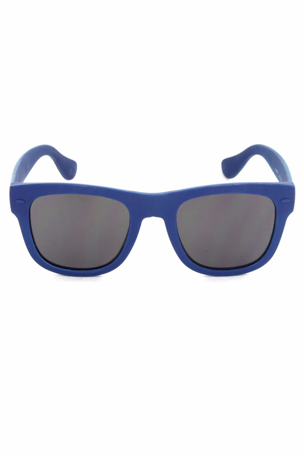 Havaianas Paraty Blue Sunglasses - Front Cropped Image