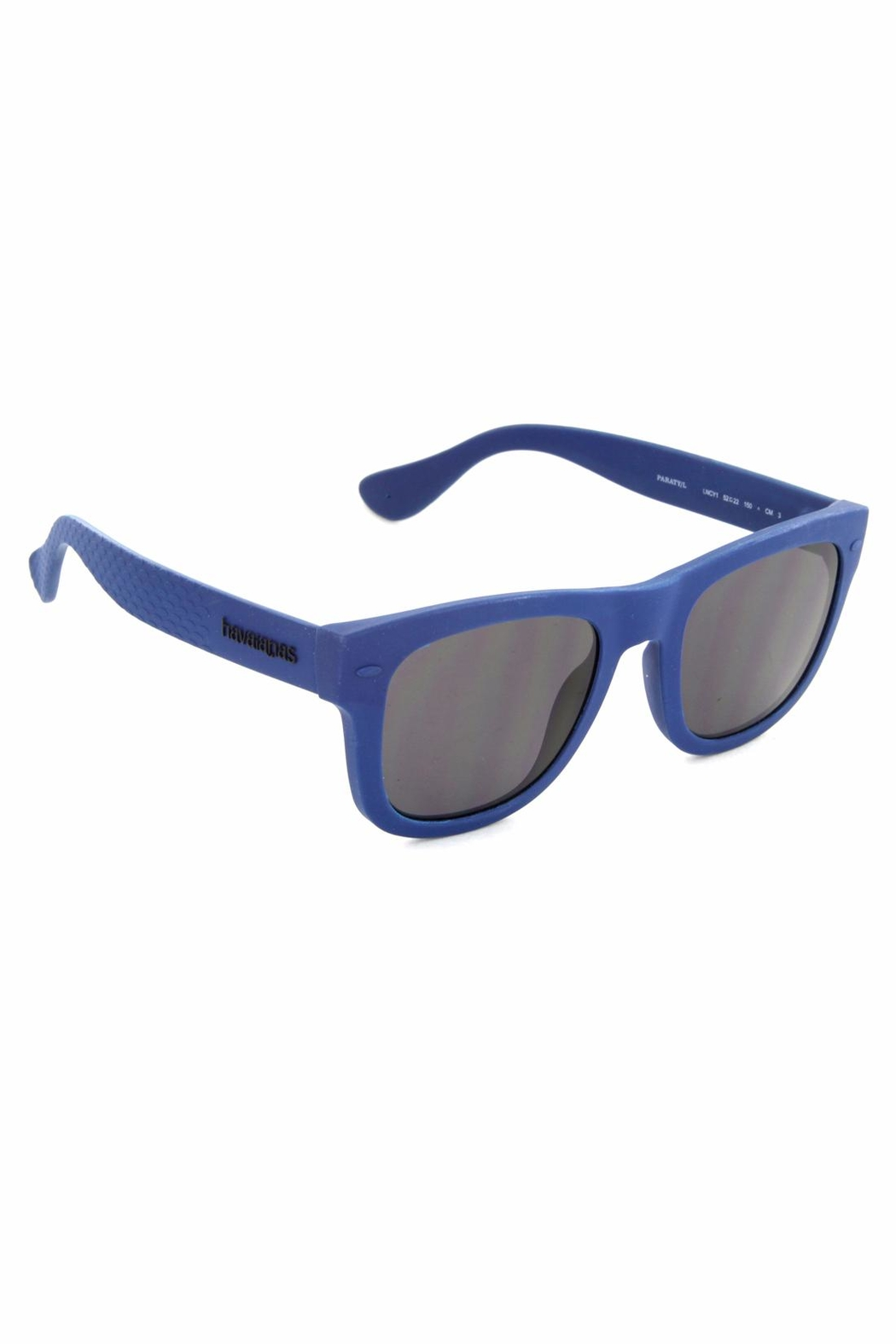 Havaianas Paraty Blue Sunglasses - Front Full Image