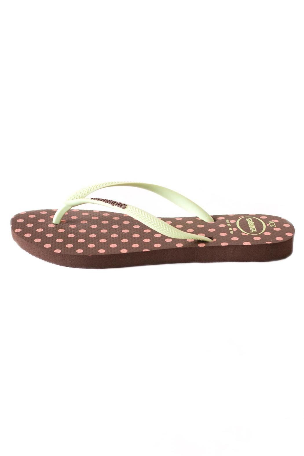 8a17cf439ad246 Havaianas Polka Dot Sandal from Philadelphia by May 23 — Shoptiques