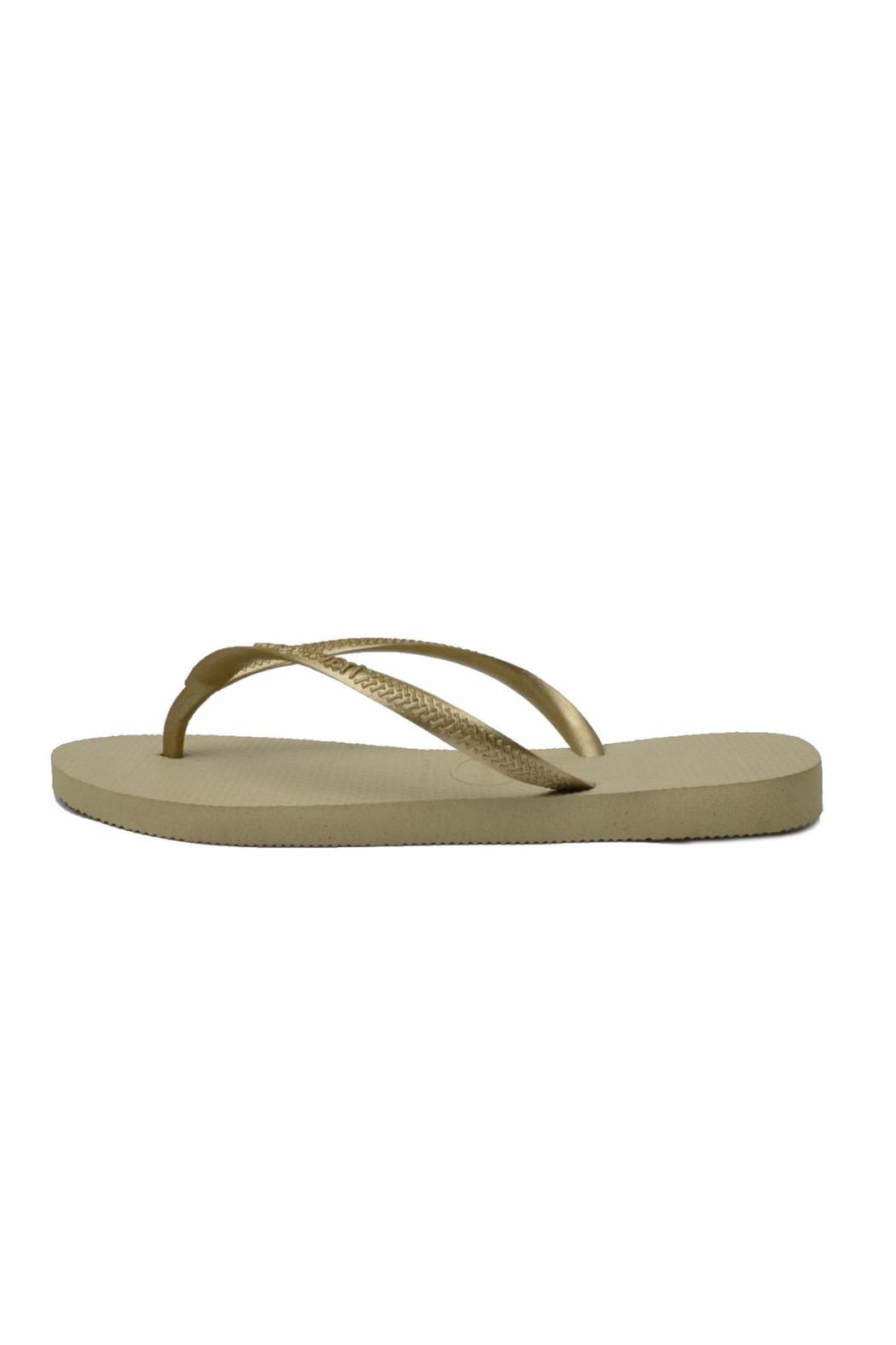 Havaianas Slim Flip Flop - Front Cropped Image