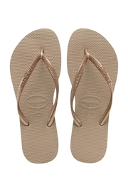Havaianas Slim Rose Gold - Product Mini Image