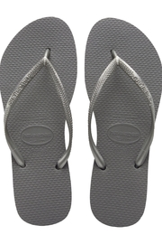 Havaianas Slim Steel Grey - Product Mini Image