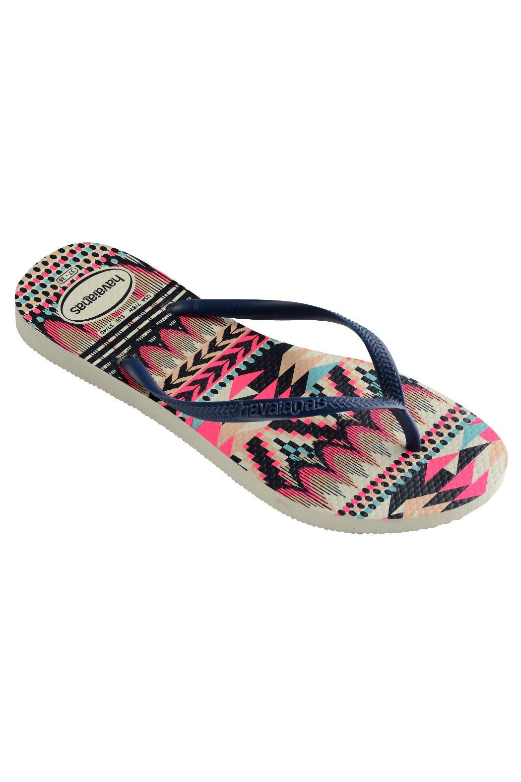 fbf6524be19c42 Havaianas Slim Tribal Flipflop from Kansas by Swim Quik — Shoptiques
