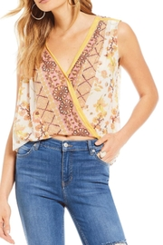 Free People Havana Muscle Blouse - Product Mini Image