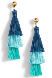 Gorjana Havana Tassel Earrings - Product Mini Image