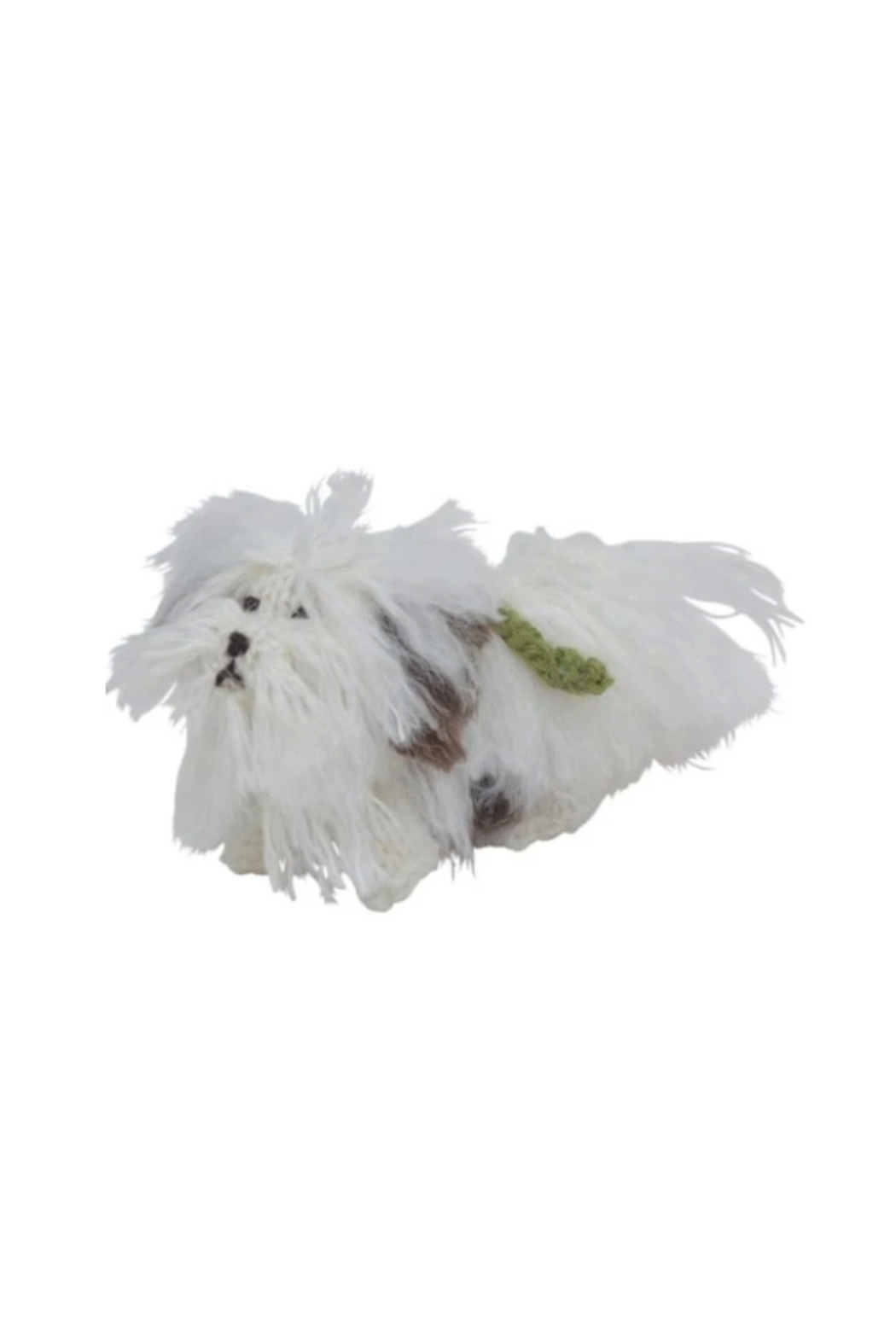 Arcadia Home Havanese - Hand Knit Alpaca Wool Ornament - Front Cropped Image