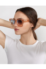 Cynthia Rowley Havar Sunglasses - Front full body