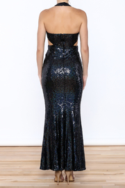 Minuet Have A Ball Gown - Back cropped
