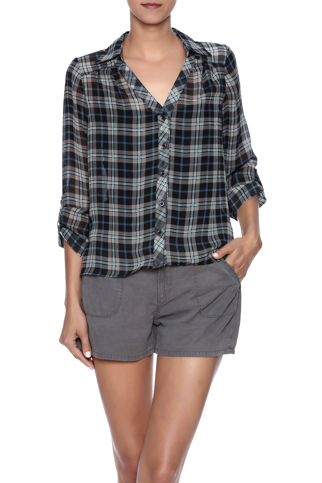 HAVE Sheer Flannel - Main Image