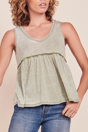Jack by BB Dakota Haven Gathered Tank - Product Mini Image