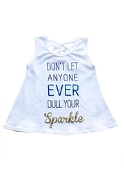 haven girl Sparkle Claire Tank - Product Mini Image