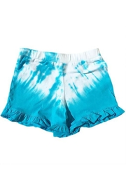 haven girl Turquoise Selena Shorts - Product Mini Image