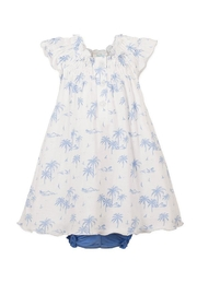 Feather Baby Hawaii Henley-Bloomer Dress - Front cropped