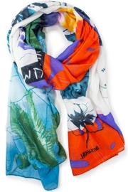 DESIGUAL Hawaii Scarf - Product Mini Image