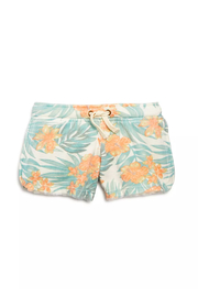 Vintage Havana Hawaiian Burnout Shorts - Product Mini Image