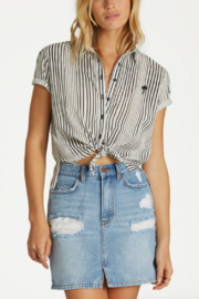 Billabong Hawaiian Daze Button Down Top - Product Mini Image