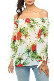 Timing Hawaiian Love top - Product Mini Image