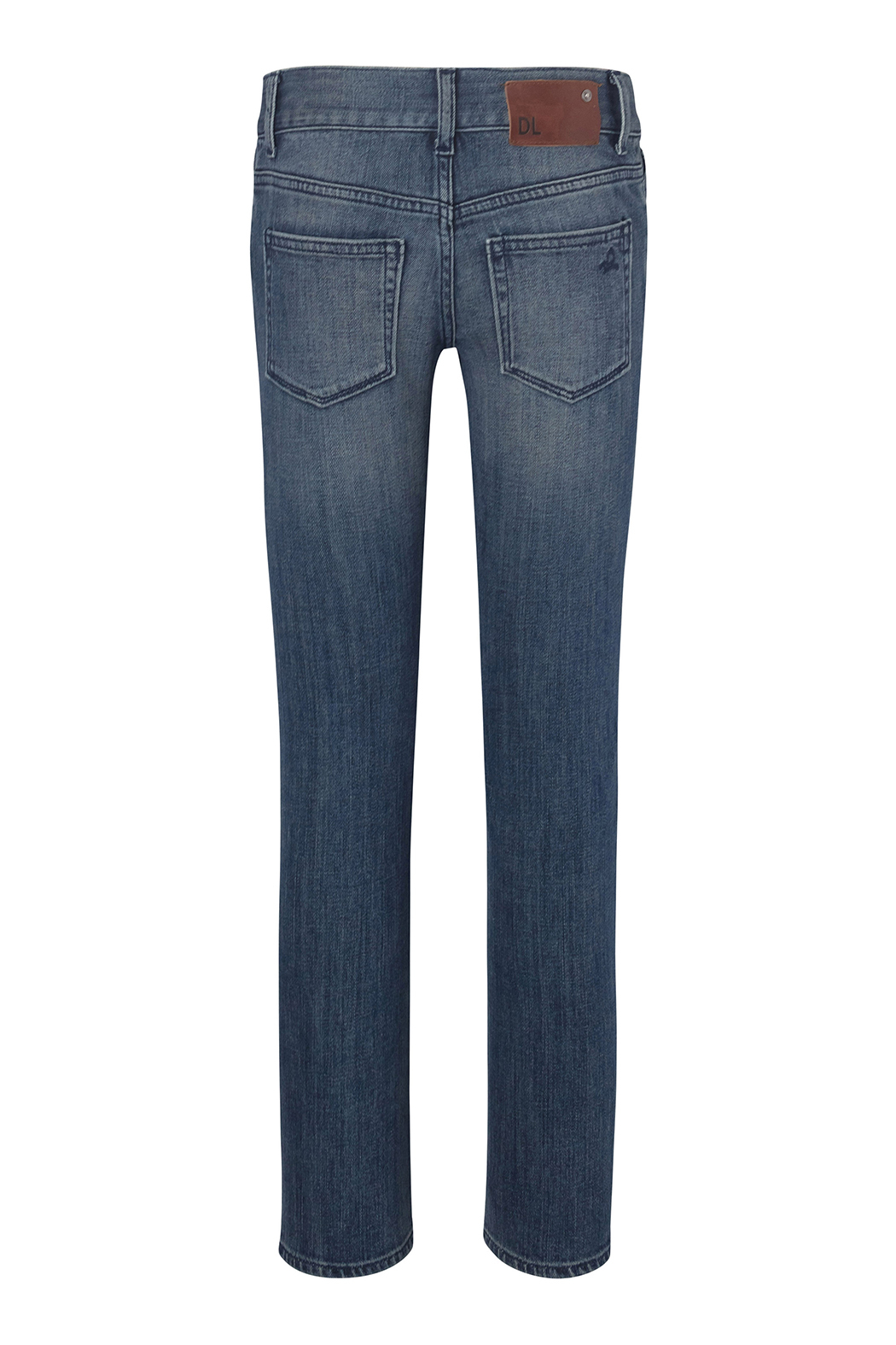 DL1961 Hawke Skinny Child Jeans Scabbard - Front Full Image