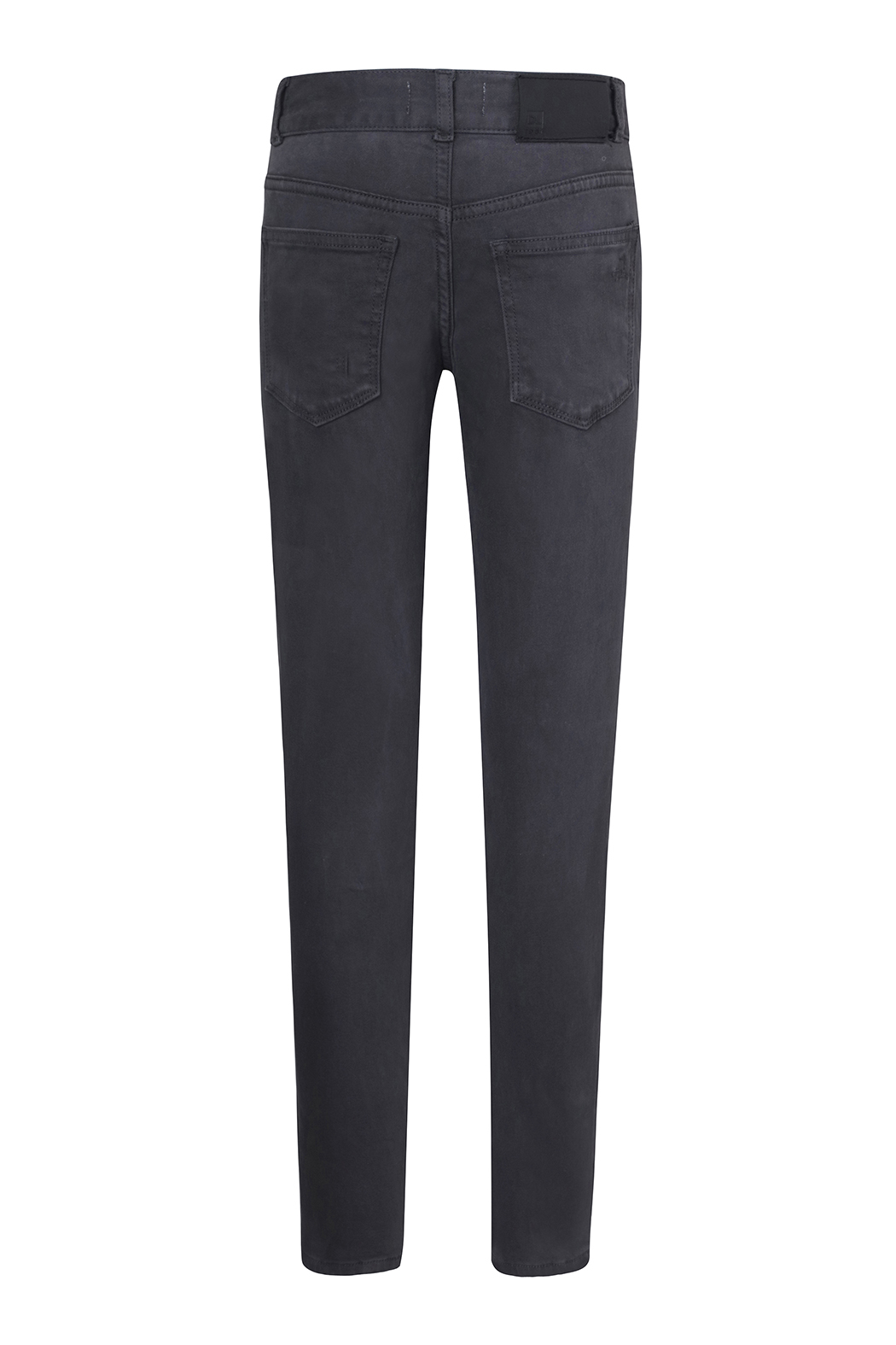 DL1961 Hawke Skinny Youth Jeans Dab - Front Full Image