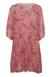 Part Two Hawra Paisley Print Dress - Front cropped