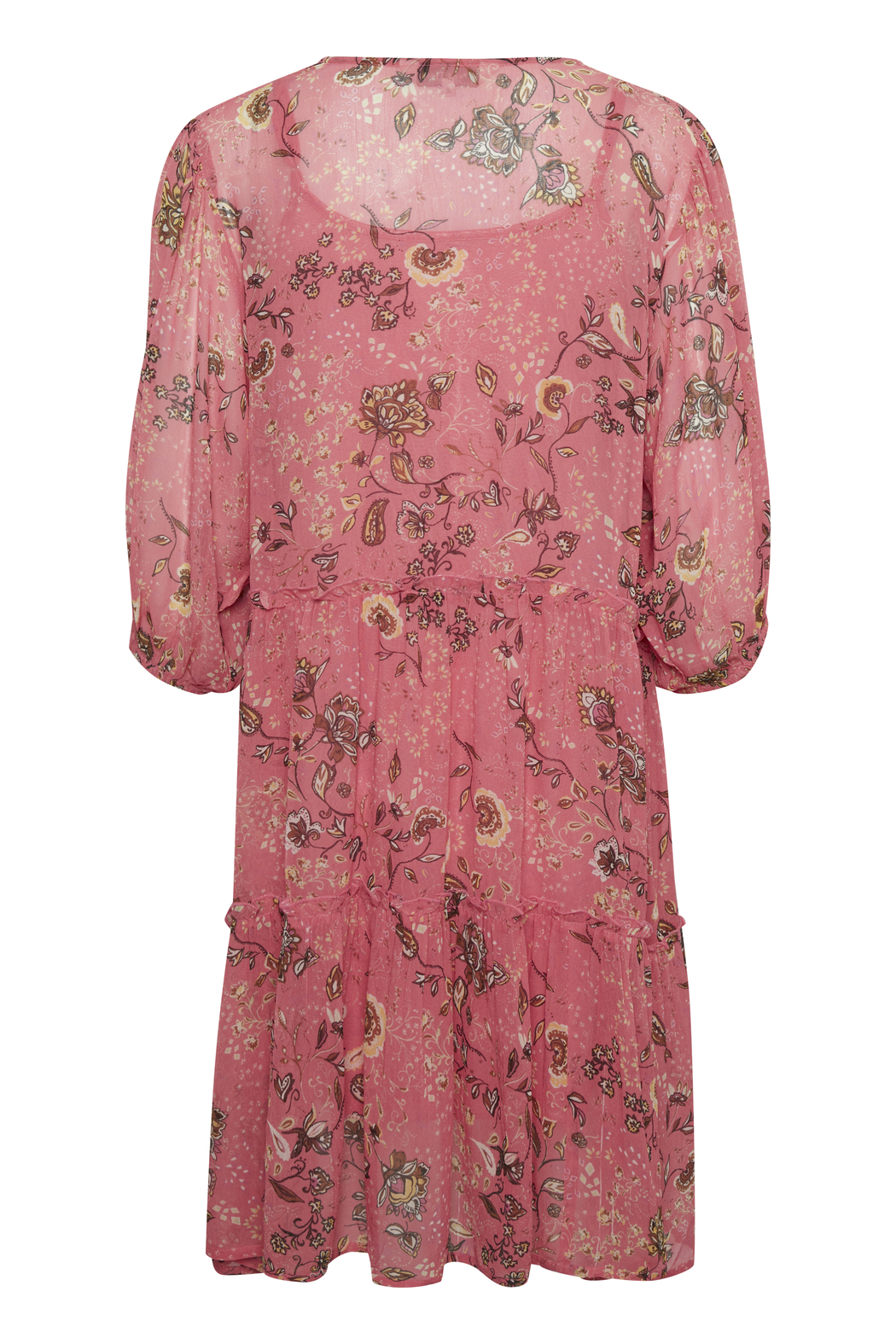 Part Two Hawra Paisley Print Dress - Front Full Image