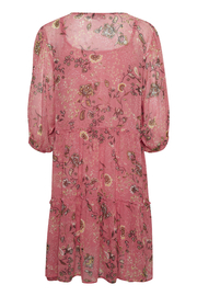 Part Two Hawra Paisley Print Dress - Front full body