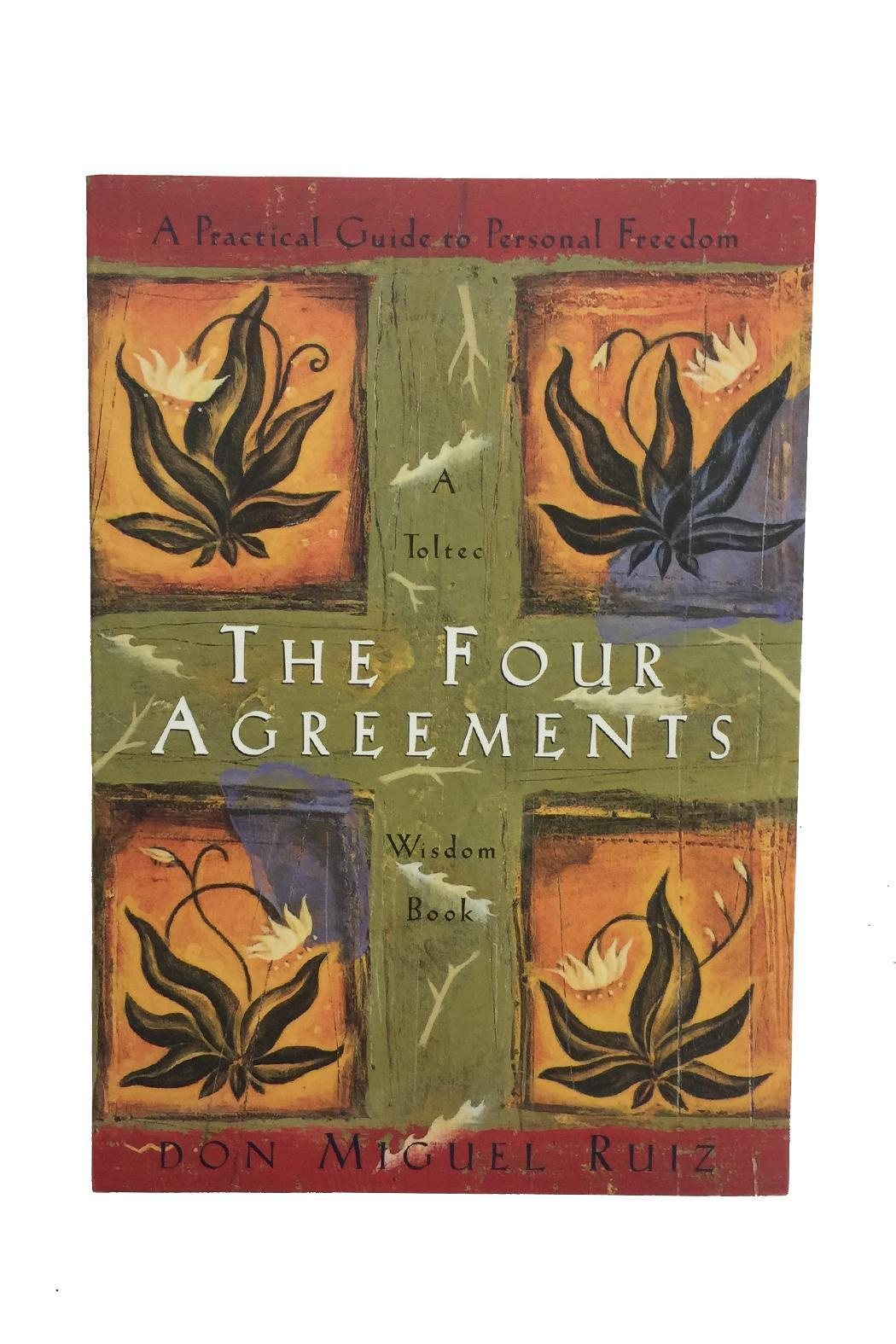 Hay House, Inc The Four Agreements - Main Image