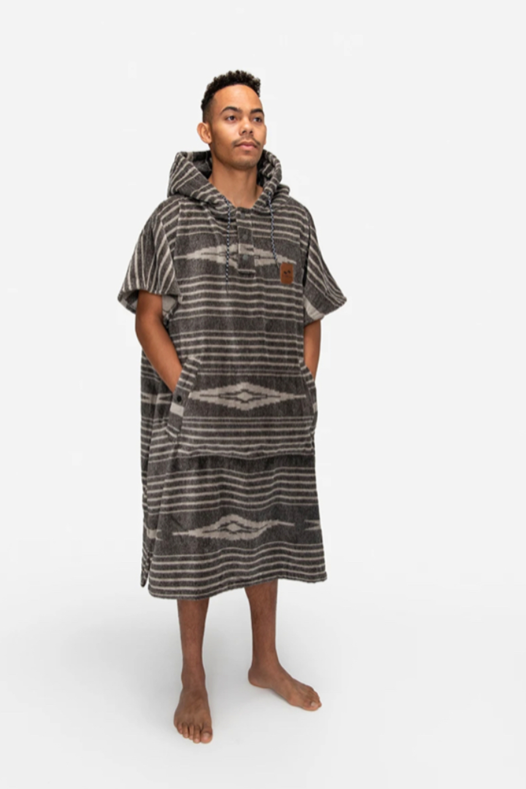 Slowtide Hayden Changing Poncho L/XL - Side Cropped Image
