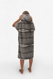 Slowtide Hayden Changing Poncho - S/M - Front full body