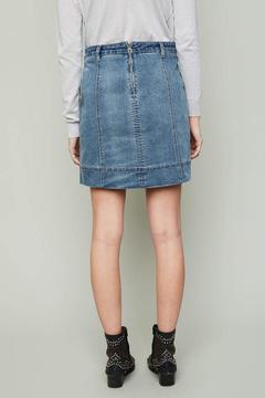 Hayden Iconic Denim Skirt - Alternate List Image