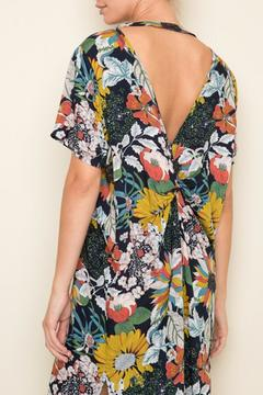Hayden Floral Midi Dress - Alternate List Image